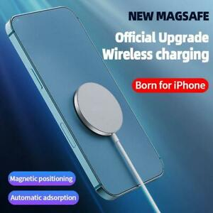 Wireless Mag safe Charger Magnetic Fast Charging For iPhone 12 Pro Max 12 Mini