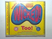 Totally Wicked Too CD - Various Artists 2CD
