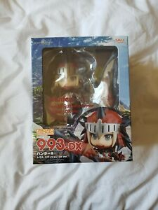 Hunter ,Female Rathalos Armor, Edition - DX Ver, Nendoroid 993-DX