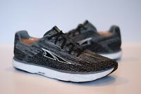 Altra Running Escalante 2 Mens Size 9.5 Gray Black Flyknit Shoes Fast Shipping
