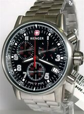 Wenger Swiss Army Knife XL Commando Chrono Watch MSRP $400