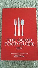 The Good Food Guide 2017,Waitrose