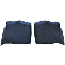NEW Full Size Polaris Ranger Front rubber floor mats Liners 13-2017 XP 1000 Crew