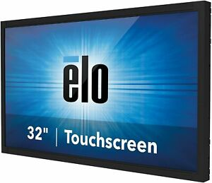 """Elo 32"""" Touch Monitor 3243L Display LED Full HD Touchscreen LCD"""