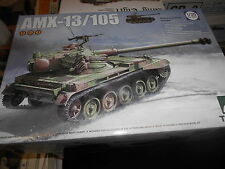 TAKOM 03.01.2062, 1/35 SCALE AMX-13/105 PLASTIC MODEL KIT
