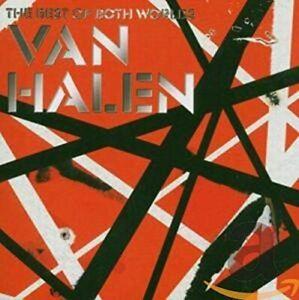 EDDIE VAN HALEN - The Very Best Of Both Worlds - Greatest Hits 2 CD NEW