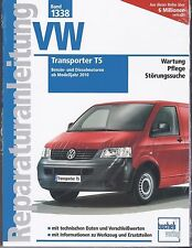 6 marce cambio automatico 09k-istruzioni di riparazione 03-15 VW Transporter//Bus t5