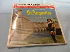 View-Master, 21 Stereo Pictures, United States Travel, St Augustine Florida