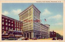 AMOSKEAG BANK BUILDING, MANCHESTER, N. H.
