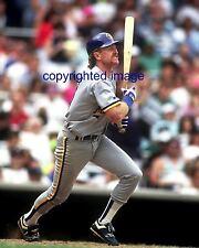 Robin Yount 1974-93  Milwaukee Brewers HOF'er 1999  Color 8x10 D