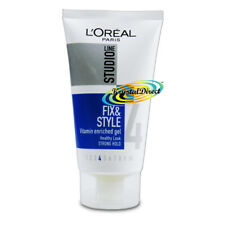 Loreal Studio Line Fix and Style 4 Vitamin Hair GEL 150ml