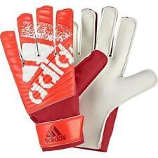 Adidas X Lite Orange Red Goal Keeper Football Kit Official Goalie Gloves Size 8