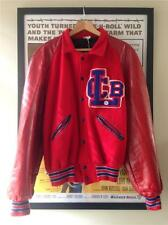 Vintage Men's USA 1950s/60s/80s VARSITY Baseball Wool Sports Bomber Jacket M-L/L