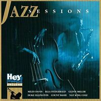 various - jazz sessions (CD) (1997)