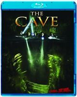 THE CAVE [Blu-ray/Region:A] 2005: US Free Shipping with Tracking# New from Japan