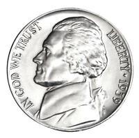 1939-P BU Jefferson Nickel