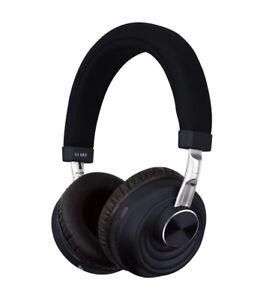 Pure Rund Kopfhörer Bluetooth Verbindung Hochwertig Audio Brown / Schwarz