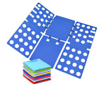 Clothes Folder For Kids T-shirt Folding Board Easy and Fast Laundry Folder Board