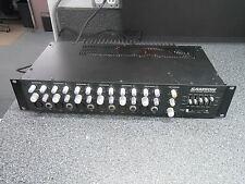 SAMSON S62 150 WATT 4 OHM 6 CHANNEL MIXER AMPLIFIER