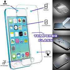 100% Genuine TEMPERED GLASS Screen Protector Shield for Apple iPod Touch 5th Gen