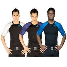 Adidas Ibjjf Rash Guards BJJ , Jiu Jitsu , MMA  Rash Guards