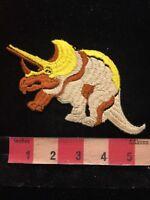 Kinda Big Gorgeous Embroidered EXTINCT DINOSAUR (version 3) Patch - Reptile 85YG