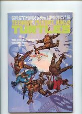 Teenage Mutant Ninja Turtles The Collected Book TPB (1990) 1st Print Unread NM-