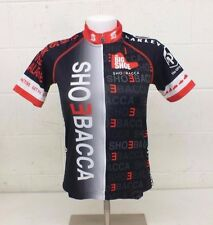 Squadra Pro Bib Shoebacca Full-Zip Cycling Bike Jersey Women's Medium GREAT LOOK