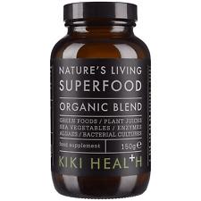 Kiki Santé Nature's Living Superaliment Organique Mélange - 150g