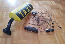 Taxi Taxameter 2017 Dachzeichen Kienzle Argo Alarmanlage Can-Bus Modul