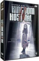 KINGDOM HOSPITAL - L'intégrale de la série - Coffret 4 DVD neuf sous cellophane.