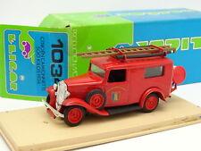 Eligor 1/43 - Citroen 500KG Pompiers 1934 (b)