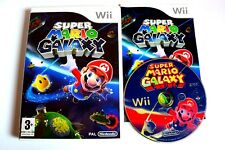 Super Mario Galaxy Video Game for Nintendo Wii & Wii U – VGC FAST POST