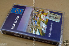 PINK FLOYD A MOMENTARY LAPSE OF REASON VERY RARE UKR ORIGINAL TAPE CASSETTE