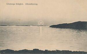 GOTEBORG – Goteborgs Skargard Aftonstamning – Gothenburg – Sweden