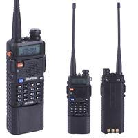 UV-5R V2+ Dual-Band 136-174/400-520 MHz Ham Radio Two-Way FM Radio U/VHF Baofeng