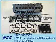 Complete Cylinder Head Kit - Toyota Hiace Hilux 5L 5LE LN172 LN167 147 Assembled