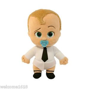 "New  23/9"" Dreamworks Movie The Boss Baby Diaper Baby Plush Soft Dolls"