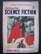 UK Pulp Mag – ASTOUNDING SCIENCE FICTION Sep, 1952