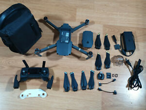 DJI Mavic Pro Quadcopter with Remote Controller and carrying case (PLEASE READ)