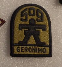 ARMY PATCH,509TH AIRBORNE INFANTRY REGIMENT  ,MULTI-CAM,SCORPION, W/HOOK LOOP