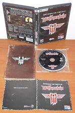 Return to Castle Wolfentein [PC CD-ROM] Gray Matter Studios, Versión Española