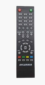 Original New Sylvania TV Remote works with Most of Sylvania LED LCD TVs