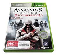 Assassin's Creed:  Brotherhood XBOX 360 PAL