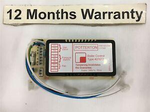 POTTERTON PROFILE 30 40 50 60 80 100 PCB GC 4160703 407677 12m warranty