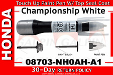 Genuine OEM Honda Touch-Up Paint Pen - NH-0 Championship White