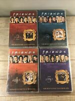 FRIENDS SEASONS 2,3,4,5 DVD Set All New & Sealed