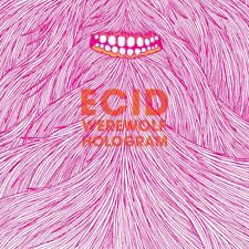 Werewolf Hologram (CD) by ECID