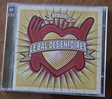 Les Enfoirés - restos du coeur, le bal des enfoirés 2012, 2CD