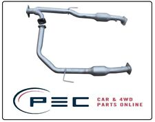 STANDARD REPLACEMENT CATALYTIC CONVERTER FOR TOYOTA HILUX GGN15 GGN25 4L PETROL